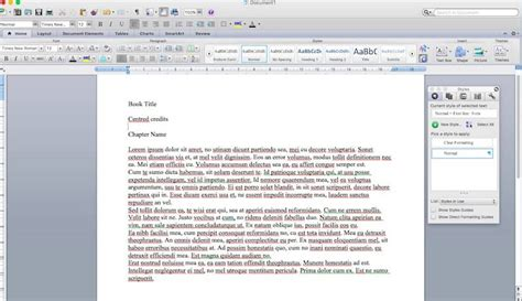 ebook format file name how to format an ebook using microsoft word styles