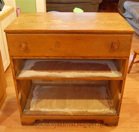 repurposed kitchen island hometalk repurposed dresser into custom kitchen island