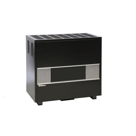 Propane Living Room Heaters Williams 35 000 Btu Hr Fireplace Log Front Console Propane