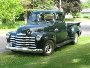 1951 green chevrolet 3100 truck photo truck pictures