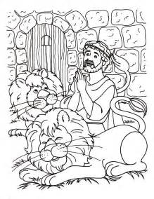 daniel and the lions den coloring page daniel and the lions den coloring pages coloring home