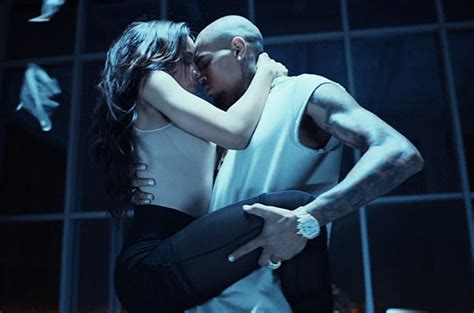 Wedding Song Chris Brown by Tinashe And Chris Brown It Out In The New Player