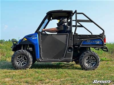 polaris ranger 900 xp570 1000 aluminum half doors superatv