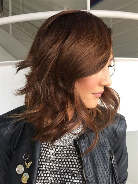warm brown hair color best 25 warm brown hair ideas on