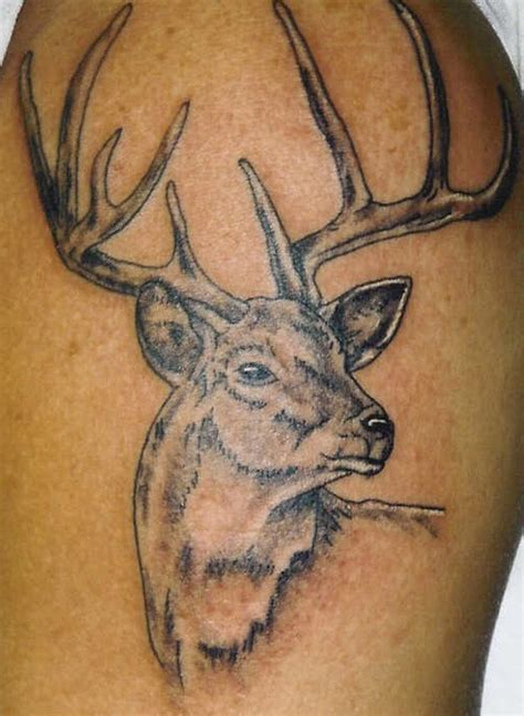 redneck tattoos designs deer design ideas tattoos bow