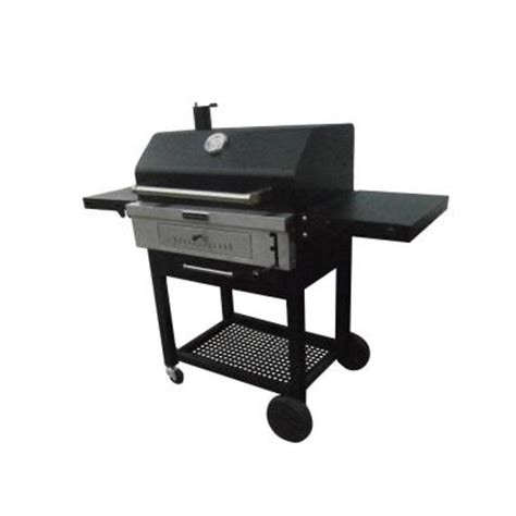 kitchenaid cart style charcoal grill 810 0021 the home depot
