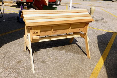 Beehive Top Bar by Mid State Beekeepers Photo Gallery