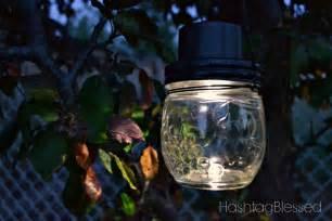 jar outdoor lights diy hometalk hanging jar solar lights