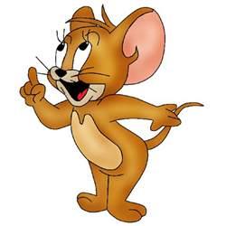cartoon characters tom jerry