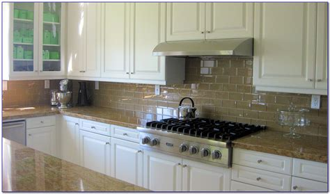 subway backsplash cream marble subway tile backsplash tiles home design