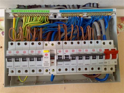 house electric board electrical services best truro electricians