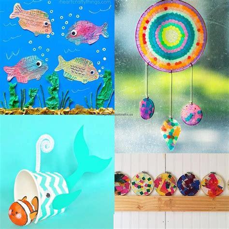 fish craft ideas for kindergarten fish crafts ideas preschool crafts