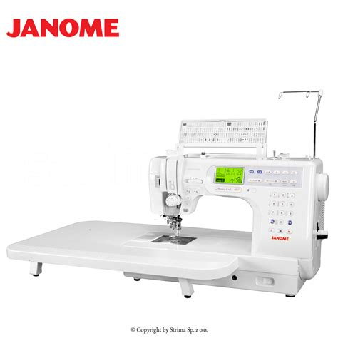 Professional Quilting Machine by Computerized Sewing And Quilting Machine Janome Memory
