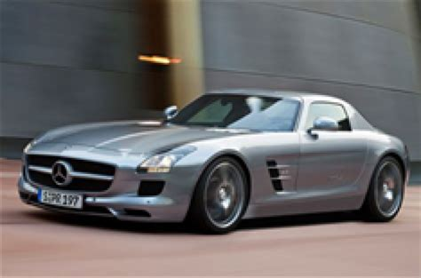 mercedes supercar mercedes sls supercar revealed autocar