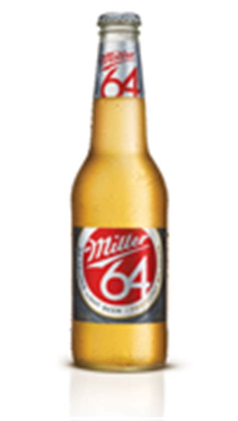 carbohydrates in miller 64 millercoors re launches 64 brand brewbound