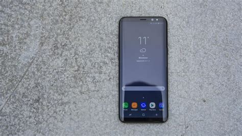 Samsung S8 Plus Samsung Galaxy S8 Plus Review Is Samsung S 6 2in