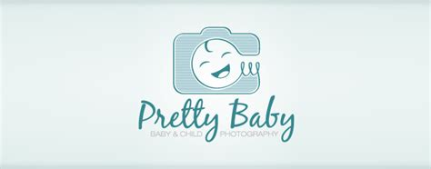 creative photography themed logo design examples