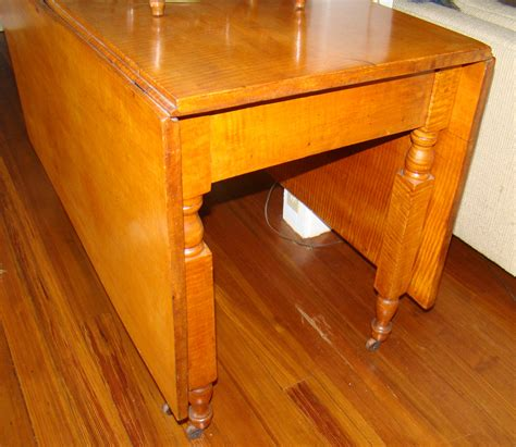 Maple Drop Leaf Table Gamage Antiques Your Source For Antiques Appraisals Auctions And Much More