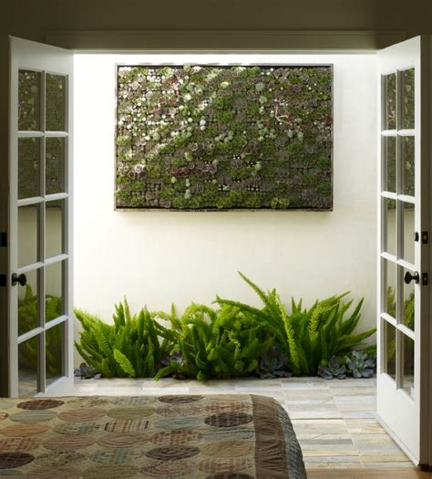 Garden Vertical Wall Vertical Gardens