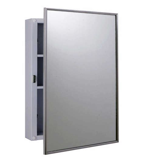b 297 surface mounted medicine cabinet