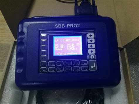 uk shipping  sbb pro key programmer