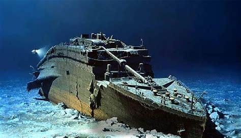 du mammouth au titanic the titanic sinks at dawn silver doctors