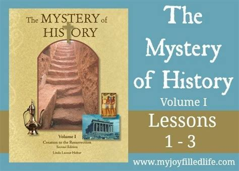 Activities Graphic 1 mystery of history lessons 1 3 my filled