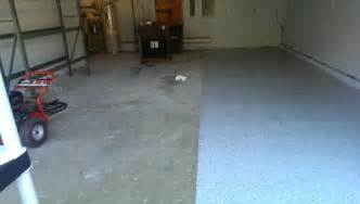 how to apply an epoxy garage floor coating apps directories