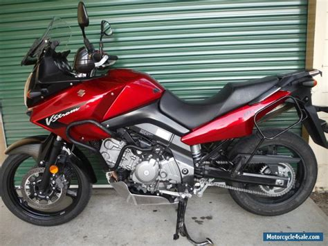 Suzuki V Strom 650 For Sale Suzuki Dl650 For Sale In Australia