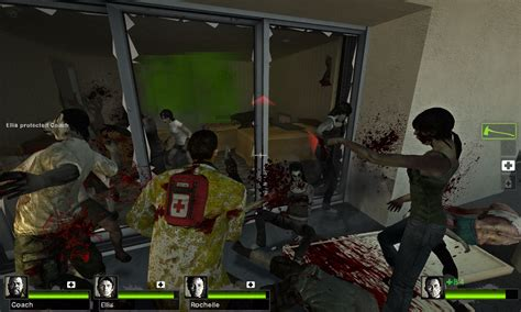 mod game left 4 dead left 4 dead 2 third person mod addon mod db