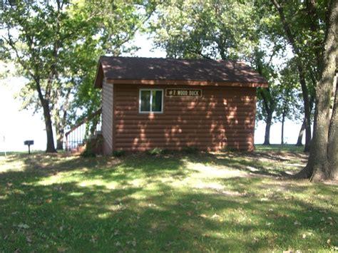 cabin 07 wood duck lake icaria county iowa