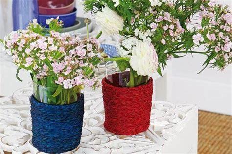 vasi fiori plastica riciclo creativo vasi di fiori pollicegreen