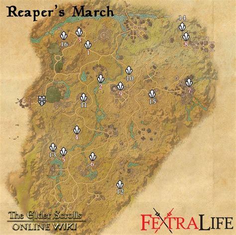 s march reaper s march elder scrolls wiki