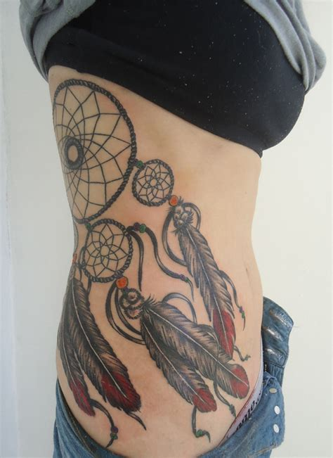 dreamcatcher tattoo little 12 stunning tribal dreamcatcher tattoos only tribal