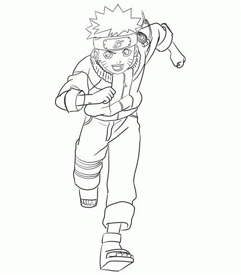 naruto coloring pages learn coloring