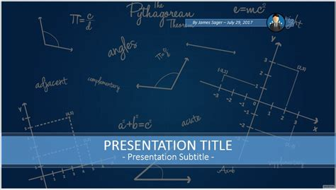 maths powerpoint template free mathematics powerpoint 27558 13763 free powerpoint