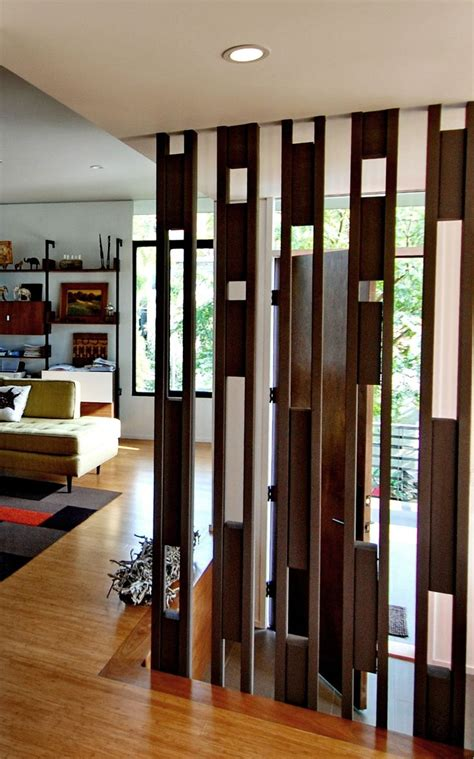 partition house best 25 wood partition ideas on pinterest