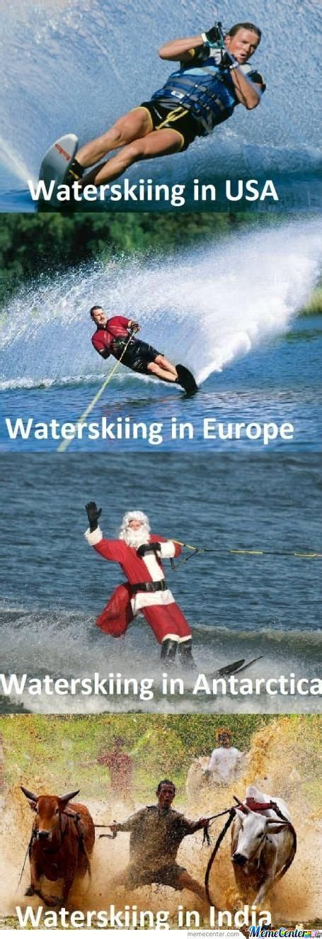 1 year water skiing waterski memes best collection of waterski pictures