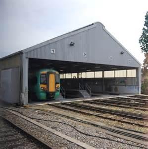 Streatham Sheds streatham hill railway shed 169 n chadwick geograph