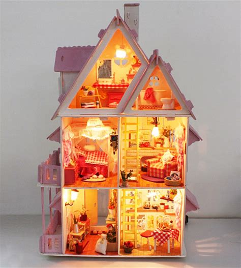 Handmade Dollhouse For Sale - popular doll houses for sale buy cheap doll houses for