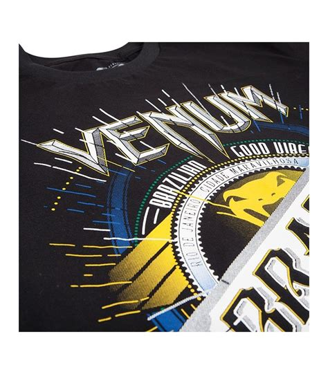 Kaos New Venum venum kaos t shirt fight fight black ufc mma bjj