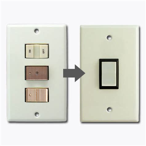 low voltage light switch covers ge style snap in low voltage wall switch plates
