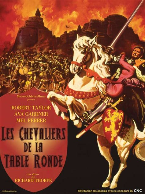les chevaliers de la table ronde 1953 allocin 233