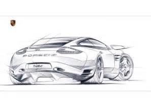 porsche car design sketching misc pinterest sketches