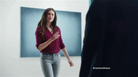 old navy commercial actress pants old navy jeans tv spot art is dead jeans are alive
