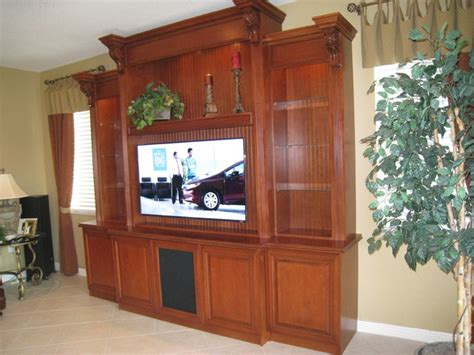 Theater Room Cabinets by Florida Home Theater Cabinets Living Room By Florida