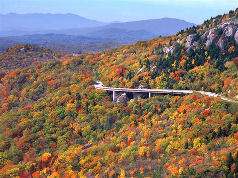 best section of blue ridge parkway 12 best motorcycle roads in america matador network