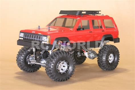 Jeep Grand Rc Rc4wd 1 10 Rock Crawler Rc Truck Jeep Grand 2