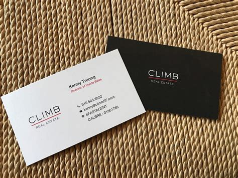 Best Real Estate Mba by 28 Real Estate Business Cards We