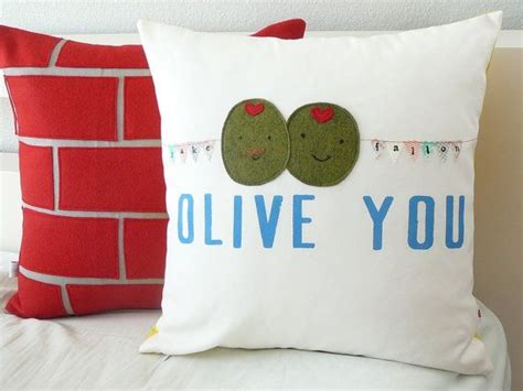 Olive You Pillow by 134 Best Images About Family Room Makeover On